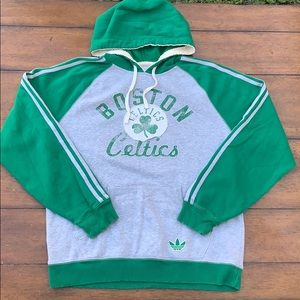 Boston Celtics Men's Hoodie size M